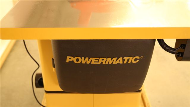 Циркулярная пила Powermatic PM1000