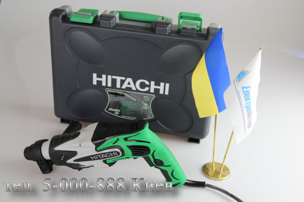 Перфоратор hitachi dh30pc2